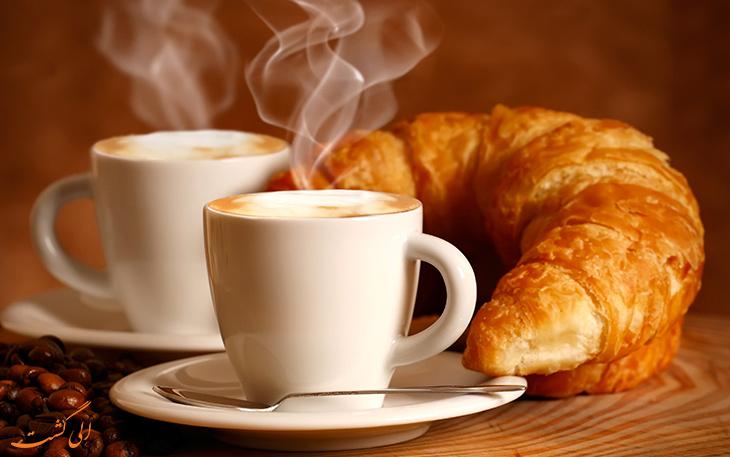 کافه های فرودگاه ابوظبی