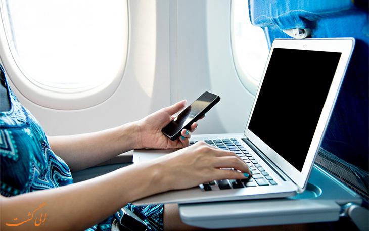 باتری لیتیومی در لپتاپ و موبایل