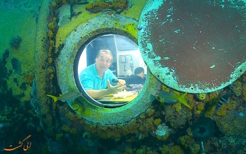 زندگی زیر آب چگونه است