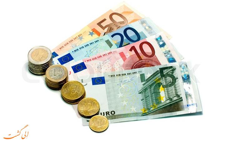واحد پول در ایتالیا