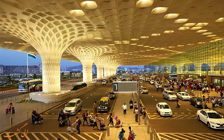 حمل و نقل فرودگاه بمبئی