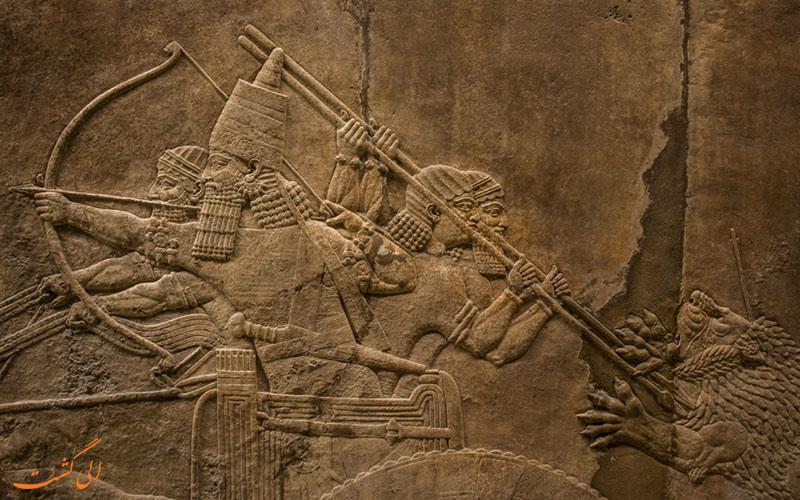 آثار ایران