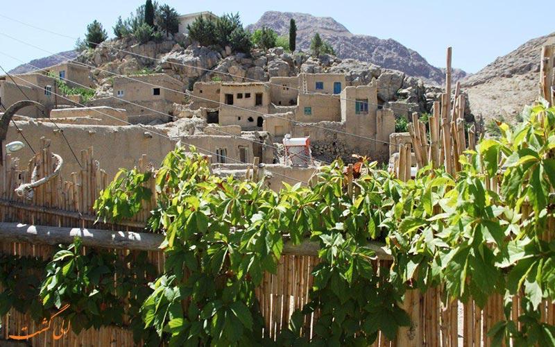 معماری روستای
