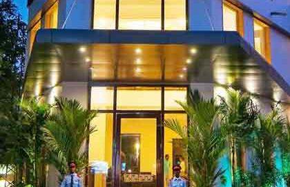 هتل ناگوا گرند در گوا