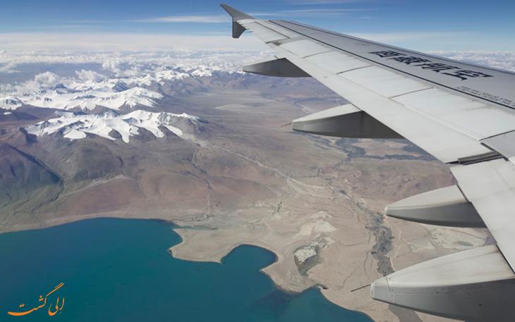 فرودگاه نگاری از مرتفع ترین فرودگاه های دنیا