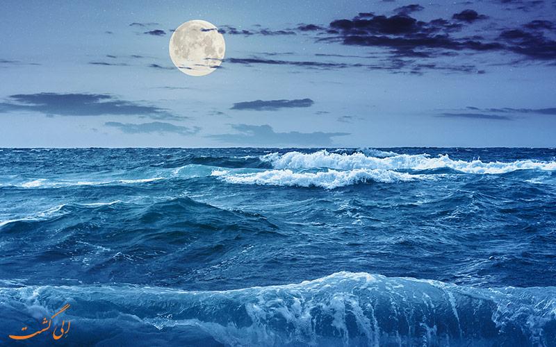 صداهای عجیب اقیانوس