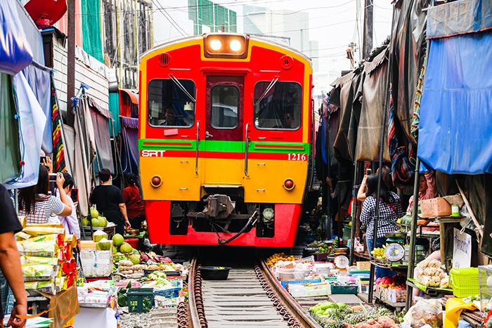 قطار Old Quarter