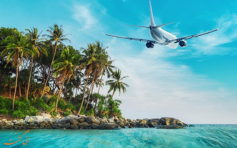 هواپیما در تایلند