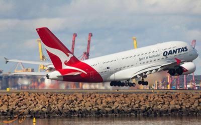 اولین پرواز مستقیم بین استرالیا و بریتانیا
