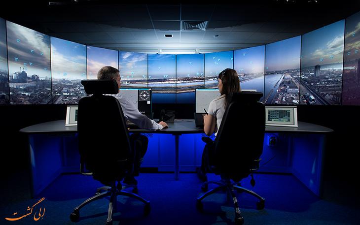 لندن سیتی اولین فرودگاه کنترل از راه دور انگلیس