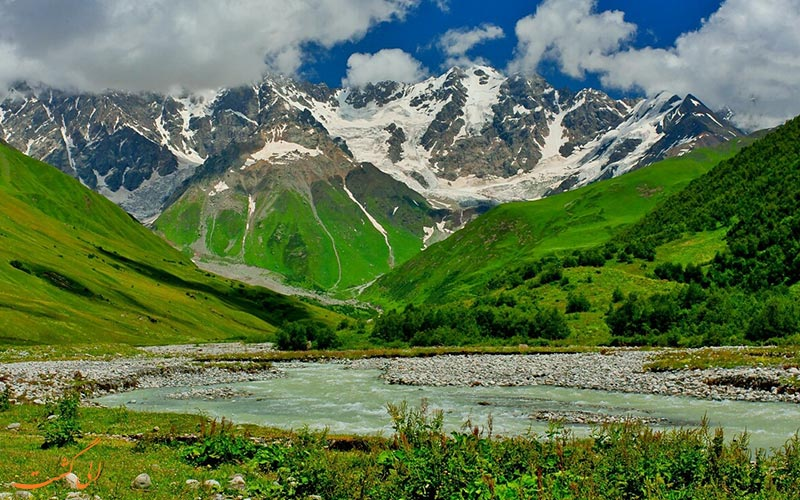 رودخانه اوشگولی