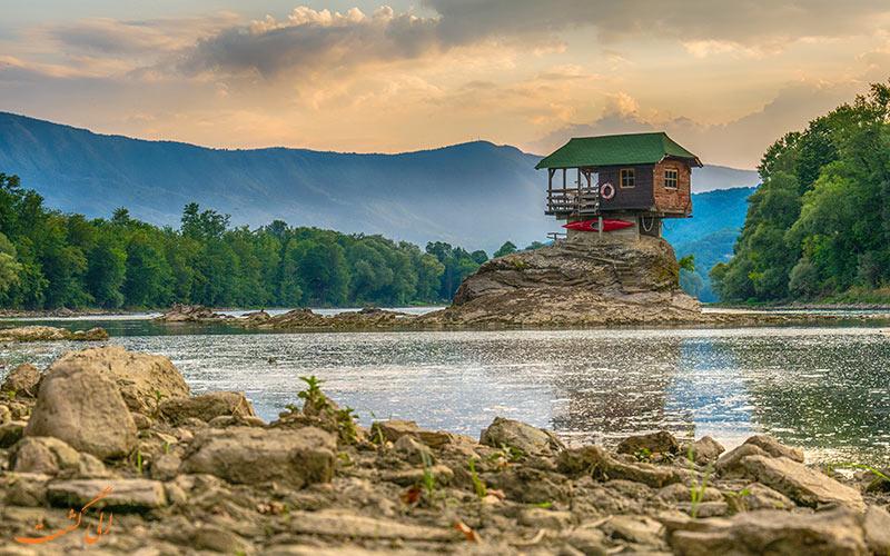 خانه ای در صربستان