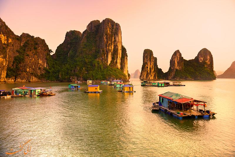 عکس خلیج هالونگ ویتنام