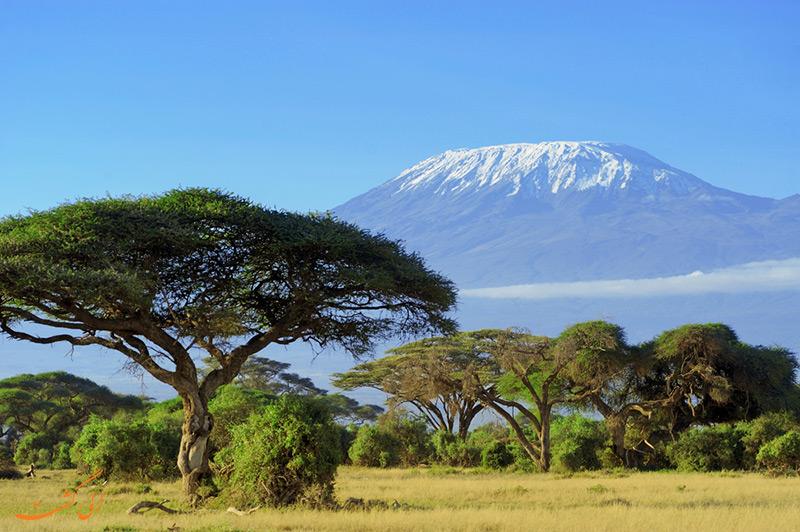 کوه کلیمانجارو