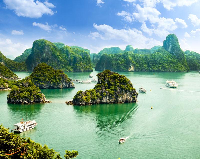 خلیج هالونگ ویتنام