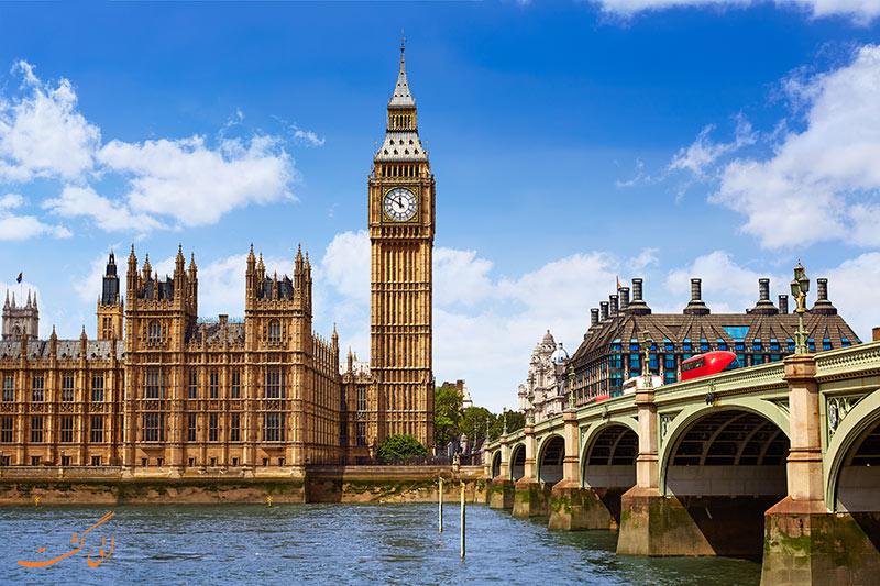 بیگ بن در لندن