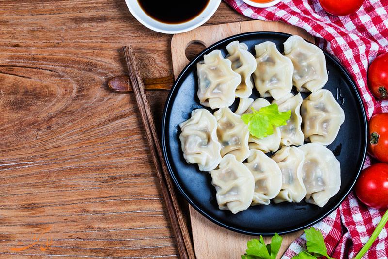 غذاهای شب عید چین
