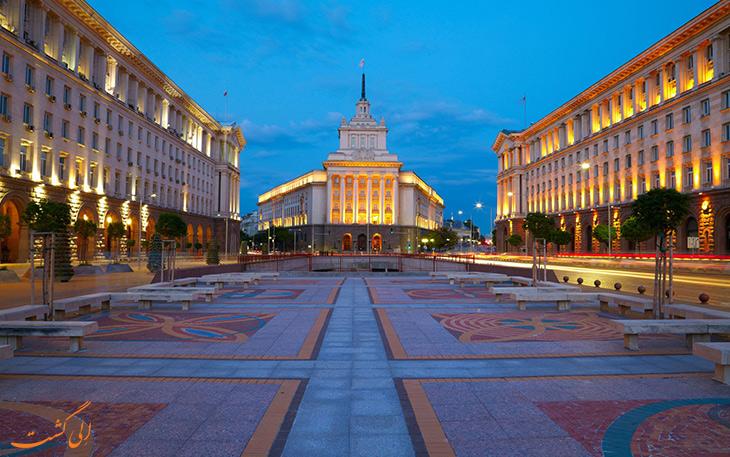شهر صوفیه
