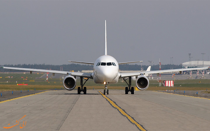 تیک-آف هواپیما