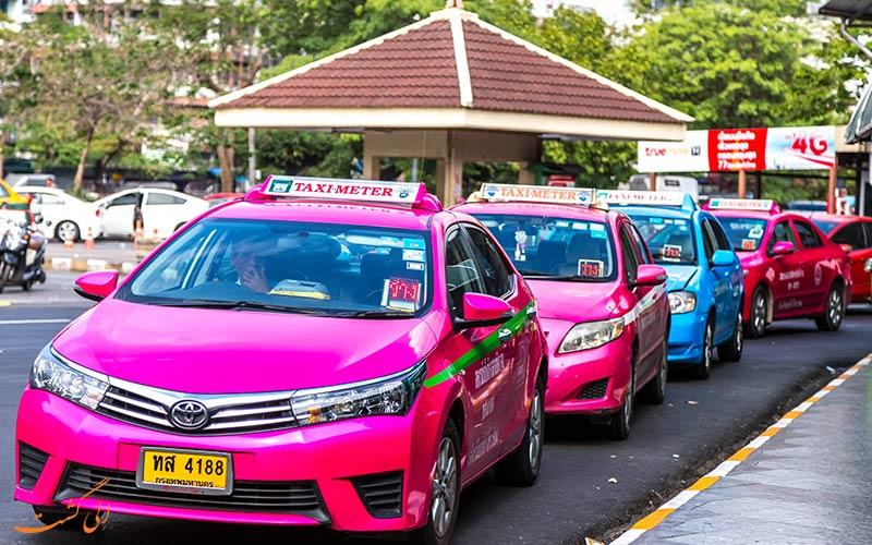 تاکسی در تایلند