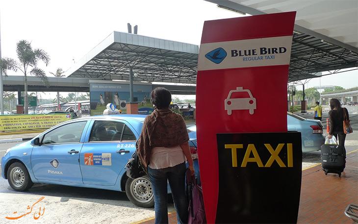 حمل و نقل فرودگاه جاکارتا