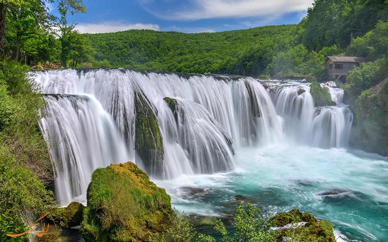 آبشارهای معروف اروپا