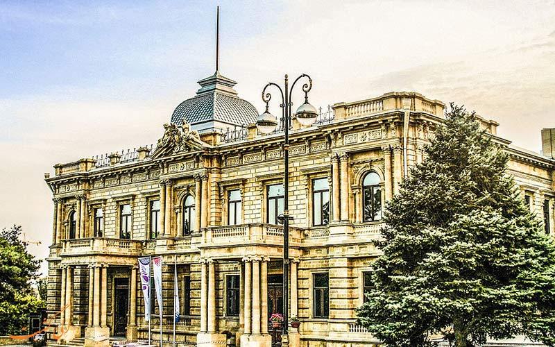 موزه هنرهای ملی آذربایجان