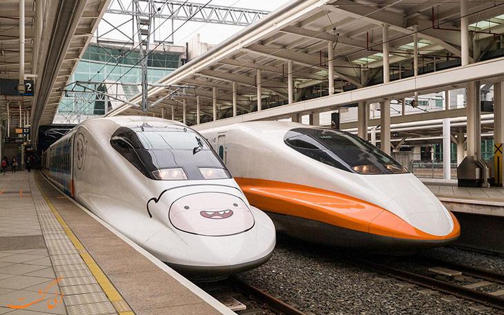 قطار تندرو تایوان