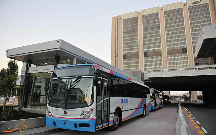 هزینه حمل و نقل در آفریقای جنوبی