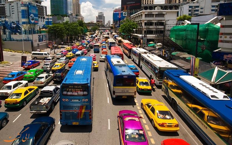 حمل و نقل عمومی در تایلند