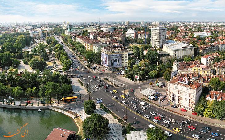 هزینه حمل و نقل در کشور بلغارستان