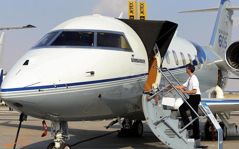 هواپیمای باشاران