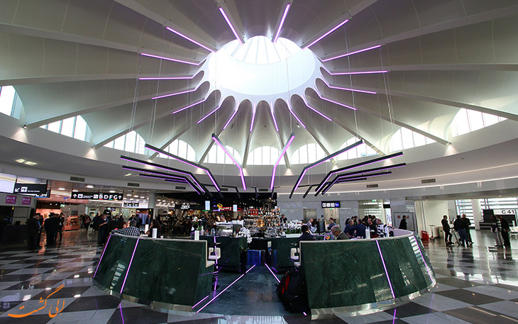 فرودگاه وین