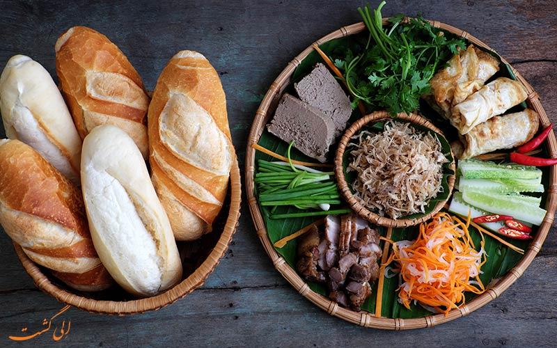 فرق غذاهای شمال و جنوب ویتنام