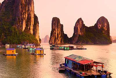 جاذبه های ویتنام- ویدئو