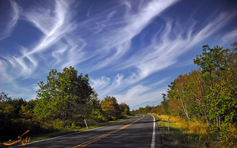 ابرهای سیروس- انواع ابرها