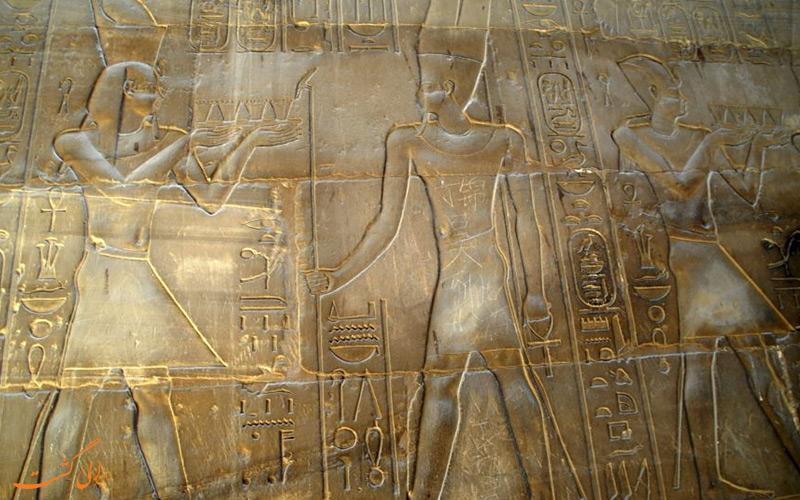 تالار باستانی مصر