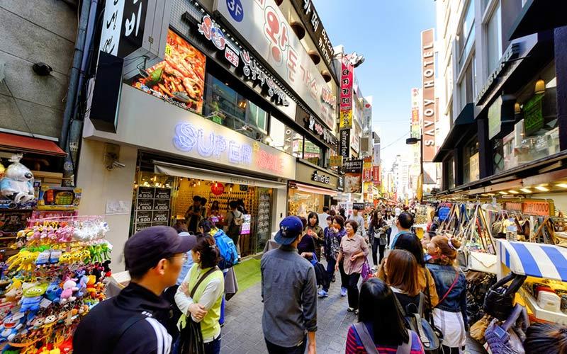 جملات پرکاربرد کره ای برای آدرس دهی