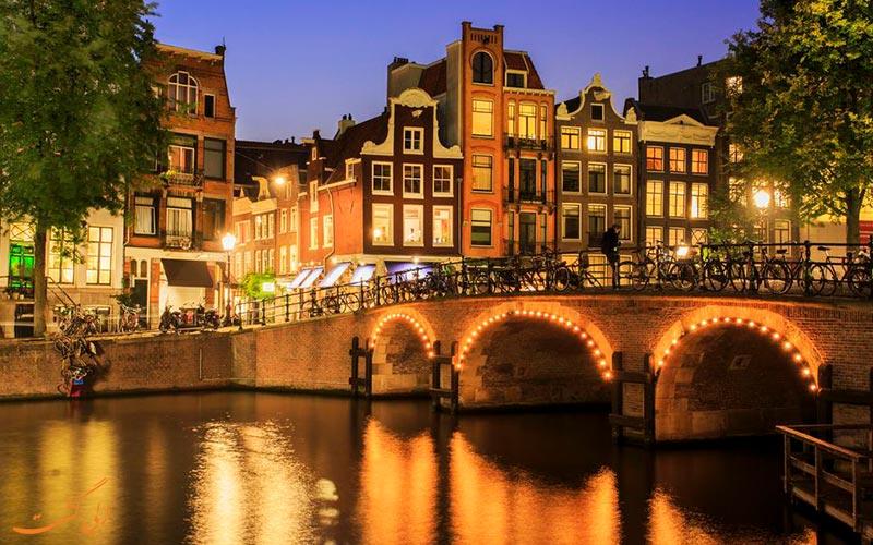 جملات کاربردی هلندی در سفر -خداحافظی