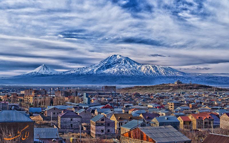 زیباترین شهرهای ارمنستان