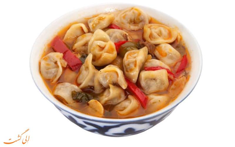 سوپ چوچوارا- راهنمای سفر به تاشکند