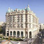 معرفی هتل ۵ ستاره فور سیزنز در باکو