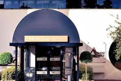 هتل مرکیور سنترو کلوسئو رم Hotel Mercure Roma Centro Colosseo