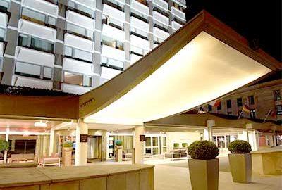 هتل سوفیتل بلوکور لیون Hotel Sofitel Lyon Bellecour- الی گشت