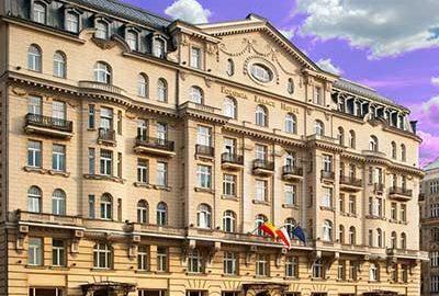 هتل پولونیا پالاس ورشو Hotel Polonia Palace- الی گشت