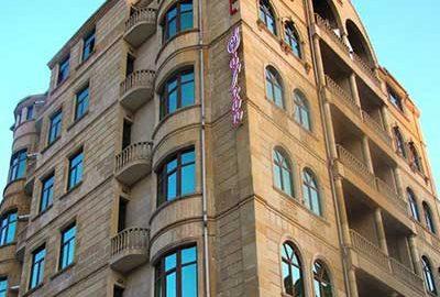 هتل سافران باکو Safran Hotel- الی گشت