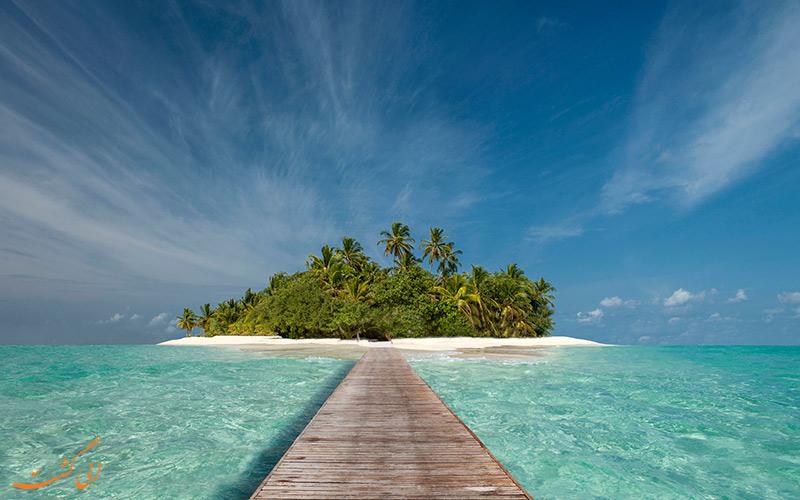 زیباترین جزایر جهان