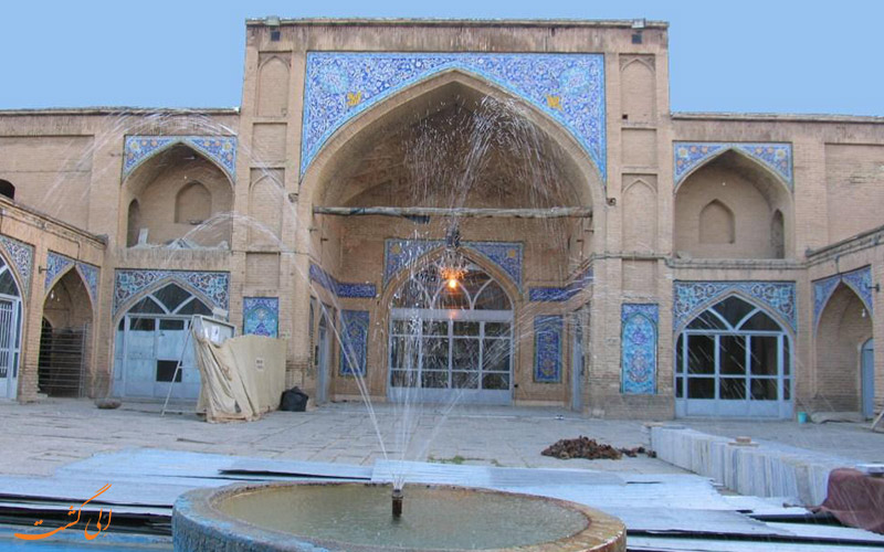مسجد-جامع-شهر-کرد