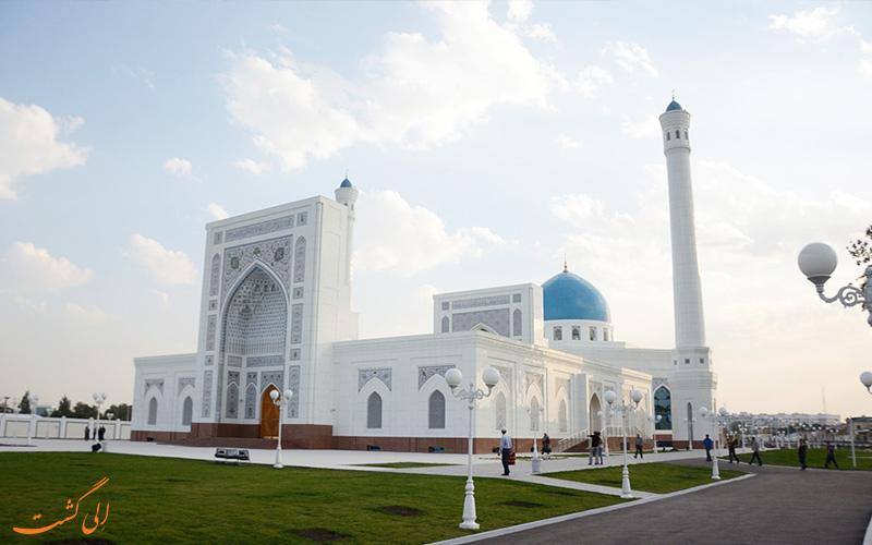 مسجد مینور- راهنمای سفر به تاشکند