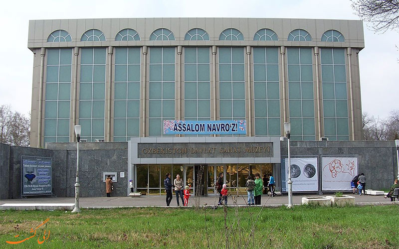 موزه هنر تاجیکستان- راهنمای سفر به تاشکند